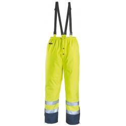 Spodnie przeciwdeszczowe ostrzegawcze AIRPORT