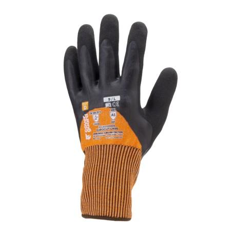 Rękawice antyprzecięciowe HI-VIZ Coverguard 1CUXD