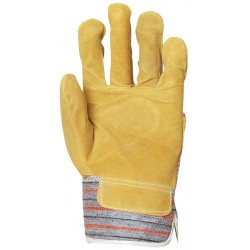Rękawice skórzane DOCKER 204
