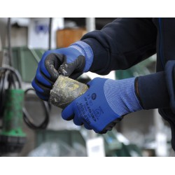 Rękawice nitrylowe OILPROOF