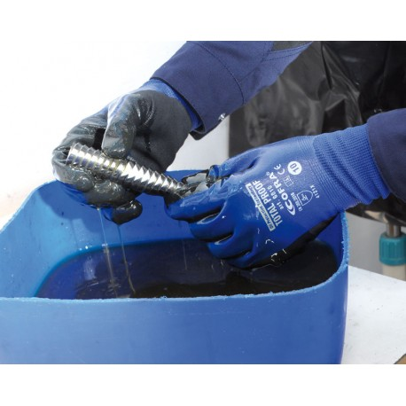 Rękawice powlekane nitrylem TOTAL PROOF