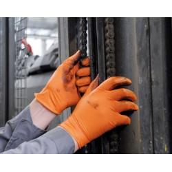 Rękawice nitrylowe EAGLE-NIT (bezpudrowe)
