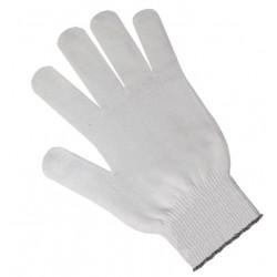 Rękawice poliamidowe białe