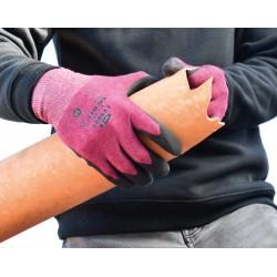 Rękawice powlekane nitrylem Cofra EVODUO